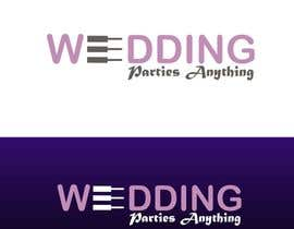 nº 7 pour Logo Design for Wedding Parties Anything. par Frontiere