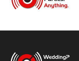#13 para Logo Design for Wedding Parties Anything. por GagaSnaga