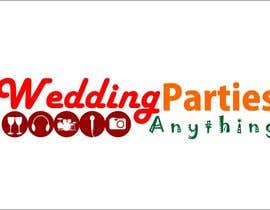 #30 para Logo Design for Wedding Parties Anything. por arteq04