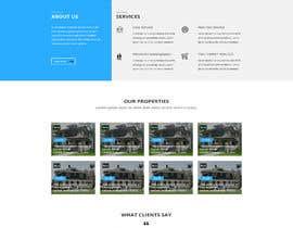 #14 for Real Estate property management website af husainmill