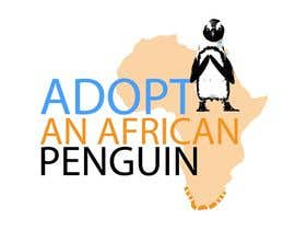 #201 para Logo Design for Adopt an African Penguin Foundation por Minast