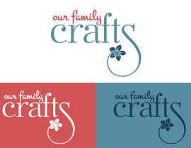 #32 para Design a Logo for our Crafts Business por vladspataroiu