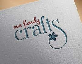 #33 para Design a Logo for our Crafts Business por vladspataroiu