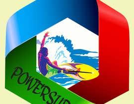 nº 3 pour PowerSurf, Power Surf, POWERSURF par feather7design