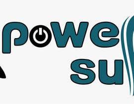 nº 7 pour PowerSurf, Power Surf, POWERSURF par feather7design
