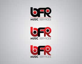 nº 237 pour Logo Design:  BFR Music OR BFR Music Services par mcgraphics