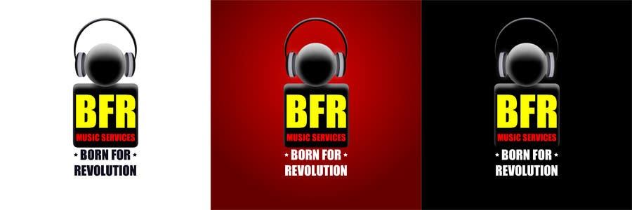 Конкурсная заявка №318 для Logo Design:  BFR Music OR BFR Music Services