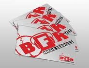 Graphic Design Конкурсная работа №377 для Logo Design:  BFR Music OR BFR Music Services