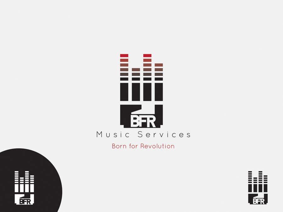 Конкурсная заявка №395 для Logo Design:  BFR Music OR BFR Music Services