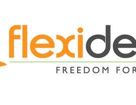 #139 para Design a Logo for Flexidesk Co-Working Space por LucianCreative