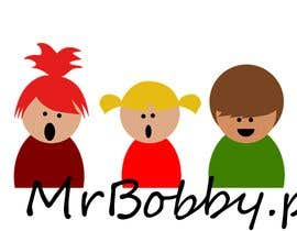 #16 для Projekt logo MrBobby - dziecko, platforma społecznościowa, tematyka dziecięca от nesteax