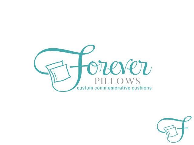 Inscrição nº 23 do Concurso para Logo Design for Forever Pillows
