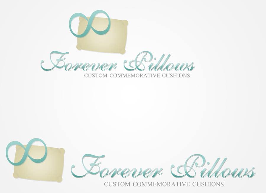 Inscrição nº 30 do Concurso para Logo Design for Forever Pillows