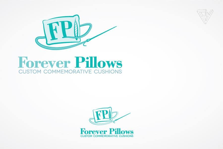 Inscrição nº 173 do Concurso para Logo Design for Forever Pillows