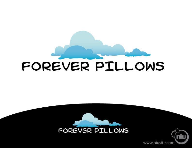 Penyertaan Peraduan #182 untuk Logo Design for Forever Pillows