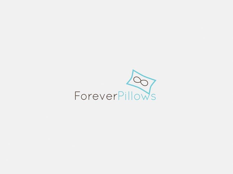Inscrição nº 219 do Concurso para Logo Design for Forever Pillows