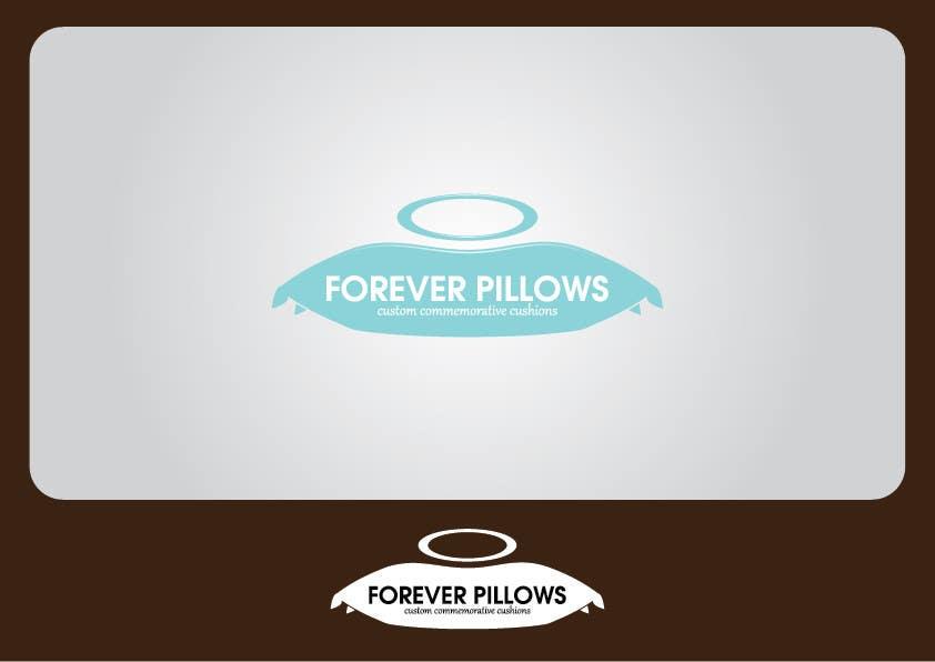 Penyertaan Peraduan #118 untuk Logo Design for Forever Pillows
