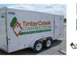 todeto tarafından Logo Design for Timber Creek Construction için no 140
