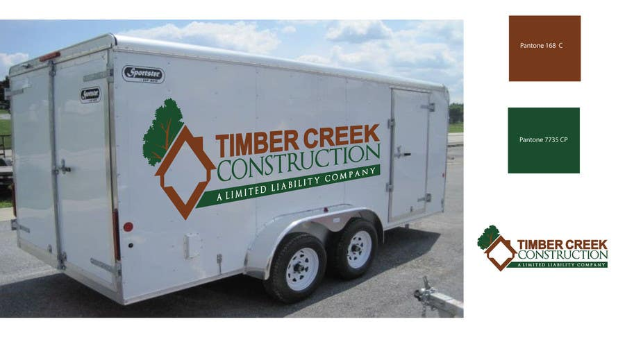 Inscrição nº 141 do Concurso para Logo Design for Timber Creek Construction