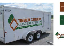 #141 untuk Logo Design for Timber Creek Construction oleh todeto