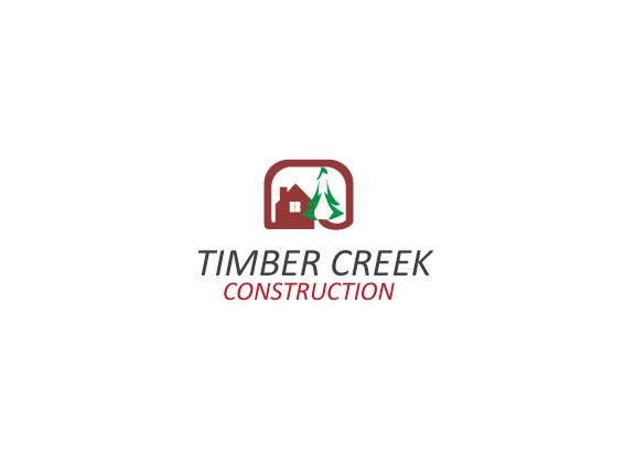 Konkurrenceindlæg #                                        143                                      for                                         Logo Design for Timber Creek Construction