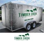 Graphic Design Konkurrenceindlæg #87 for Logo Design for Timber Creek Construction