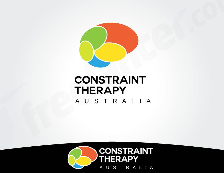 Proposition n°                                        464                                      du concours                                         Logo for Constraint Therapy Australia