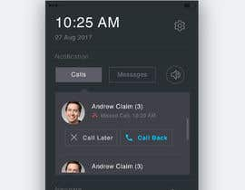 #17 for Design a home screen for an app by biswajit1466