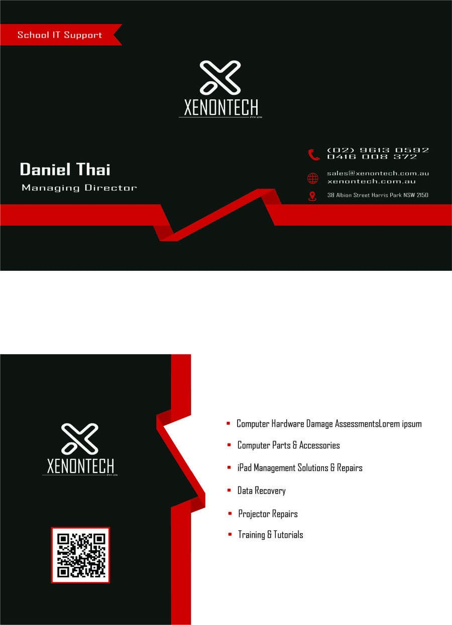 Contest Entry 69 For Design A Flyer Business Card