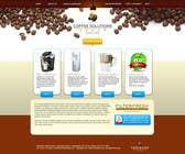 Proposition n° 26 du concours Graphic Design pour Website Design for Coffee Solutions Group