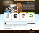 Proposition n° 43 du concours Graphic Design pour Website Design for Coffee Solutions Group