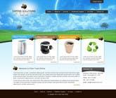 Proposition n° 17 du concours Graphic Design pour Website Design for Coffee Solutions Group
