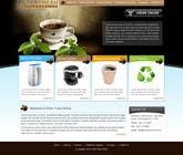 Proposition n° 44 du concours Graphic Design pour Website Design for Coffee Solutions Group