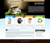 Proposition n° 45 du concours Graphic Design pour Website Design for Coffee Solutions Group