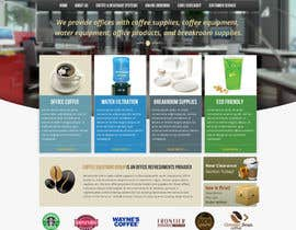 #57 pentru Website Design for Coffee Solutions Group de către tuanrobo