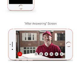 #12 for Design an Mockup for Video Doorbell App by dilshanzoysa