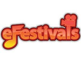 #94 for Logo Design for eFestivals af lanangwirabawa