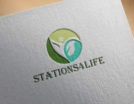 #28 untuk Design a Logo for Stations for Life oleh stojicicsrdjan