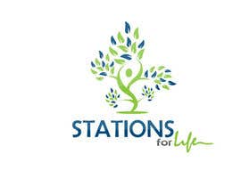 #52 untuk Design a Logo for Stations for Life oleh sunskilltechs
