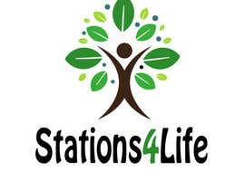#43 untuk Design a Logo for Stations for Life oleh lovelyanns
