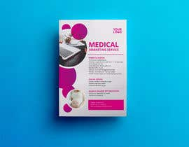nº 2 pour Design a Brochure for Medical Marketing Services par fedesoloa