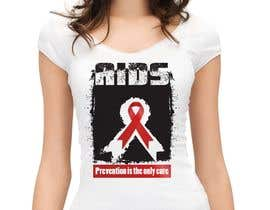 #24 for Design a T-Shirt For HIV Awareness af ratnakar2014