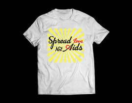 #42 for Design a T-Shirt For HIV Awareness af creativemohor