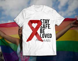 #16 for Design a T-Shirt For HIV Awareness af eduardb96