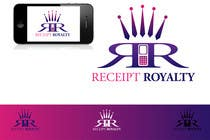Graphic Design Konkurrenceindlæg #44 for Logo Design for Receipt Royalty Mobile Application