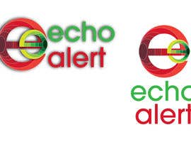 #139 para Design a Logo for Echo or Echo Alert -- 2 por andreiciucas