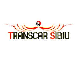 "nº 63 pour Create a logo for my transport (trucks) company named ""Transcar Sibiu"" par giomenot"