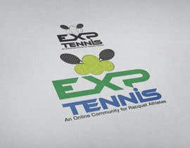 nº 56 pour Logo Design for EXP Tennis par CIPRIAN1