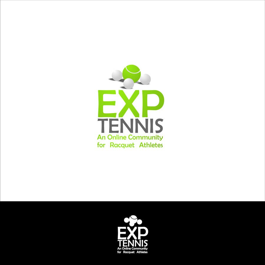 #11 for Logo Design for EXP Tennis by Kuczakowsky
