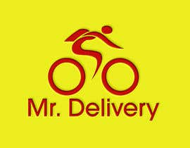 #586 for Delivery Company Logo Design by drexborn